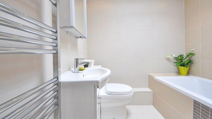 Sparkling Clean kept Bathroom